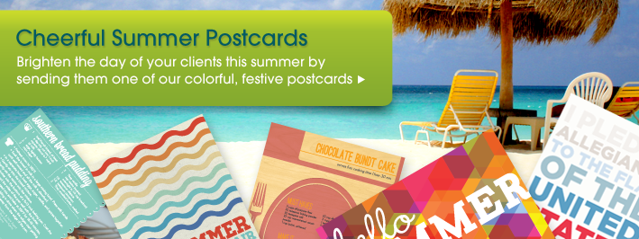 Summer Postcards 2013