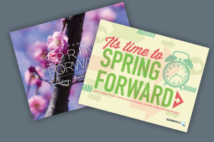 Spring Forward Reminders from Xpressdocs