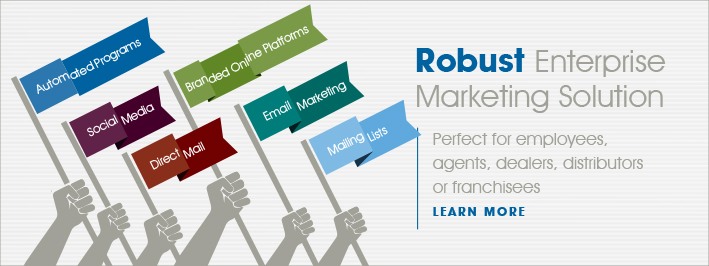 Robust Enterprise Marketing Solution